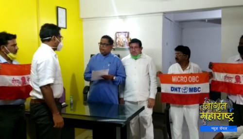 जागृत महाराष्ट्र न्यूज चॅनेल च्या live वेबसाईट चे  पालकमंत्री नामदार एकनाथ शिंदे यांच्या हस्ते  उदघाटन..